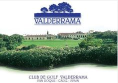 Valderrama Golf Club this is one on my top ten, those cork trees?