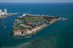 Fisher Island, Miami Beach, Florida