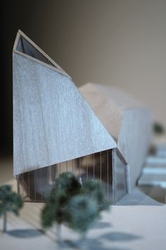 Image 10 of 12 from gallery of Norwegian Mountaineering Center  / Reiulf Ramstad Arkitekter. Model 03
