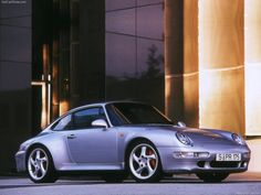 Porsche 911 Carrera - 1997