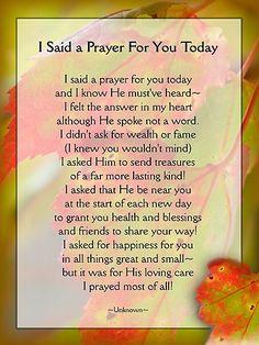 My prayer for you too Sis! Prayer For A Friend, Prayer Partner, Prayer For Today, Say A Prayer, Prayer Verses, Faith Prayer, God Prayer, Prayer Quotes, Power Of Prayer
