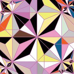 #Art, #ContemporaryIstanbul, Dirimart-Sarah-Morris-Dog-(Origami)-2009.