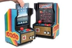 I could totally see my husband being more interested in the iPad if I had one of these!
