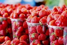 sakurako22 - inthenameofguacamole:Strawberries make everything sexier (: