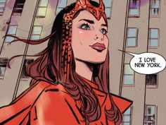 Scarlet Witch #8