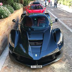 "261 Likes, 3 Comments - @ljgcars on Instagram: ""That elusive LaFerrari  #Ferrari #LaFerrari"""