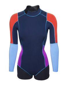 Cynthia Rowley - The Geode Wetsuit   Surf & Swim by Cynthia Rowley