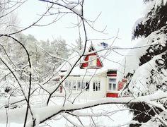 Villa Idur: Vinter dream