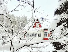 Villa Idur: Vinter dream
