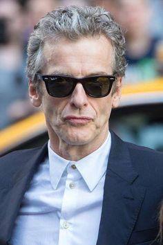 Sexy Peter Capaldi