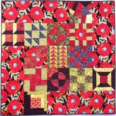 Complete Course of Quilting with Annette Burns