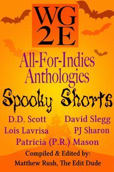 WG2E Anthology #5 - The Halloween Edition