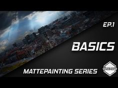 #1 Digital Painting in Photoshop CS6/CS5 Series For Beginners HD - Wacom Tablet / Brushes Tutorial - YouTube