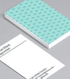 Ver plantillas de diseño de Tarjetas de Visita | MOO (España)