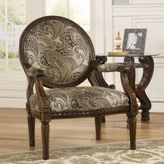 Martinsburg - Meadow Accent Chair - Bernie And Phyls