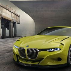 BMW took the world by surprise with the unveil of the BMW 3.0 CSL Hommage at the 2015 Concorso d'Eleganza, the car which really established the company's racing credentials. With the new BMW 3.0 CSL Hommage, the design team pays homage to the iconic 3.0 CSL, a timeless classic and iconic BMW Coupé from the 1970s...