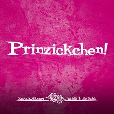 Prinzickchen! - Einhornsprüche  #sprüche #spruchbilder #einhorn #deutsch