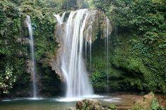 Magnificent Corbett Falls- A perfect stress bluster in this summer. Plan this summer vacation amid of Corbett at the Solluna Resort