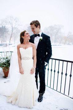 #winterwonderlandwedding, #winterwedding, #loebboathouse, #snowwedding