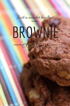 Healthier Brownie Cookie Recipe
