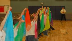 Mrs. Stucki's Music Class: 8 Exciting Scarf Ideas to Do With Your Music Class!