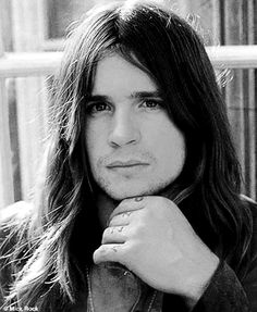 Ozzy Osbourne....so cute in 1975!  So young!  But I still love him....and obviously his wife, Sharon, still finds him HOT!