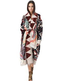 Burberry Prorsum Fall 2014 Fashion Artistry - 3