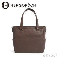 HERGOPOCH エルゴポック no.11 Prime Grain Leather プライムグレインレザー ショルダートートバッグ(11-TTS)