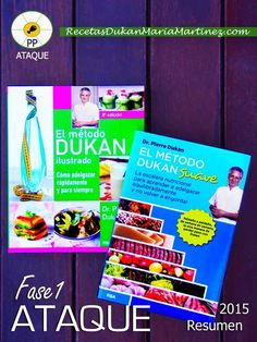 Dieta Dukan, resumen fases 2015 (fase 1, Ataque) Detox, Blood Type Diet, Dukan Diet, Food And Drink, Low Carb, Weight Loss, Recipes, Lifestyle Trends, Atkins
