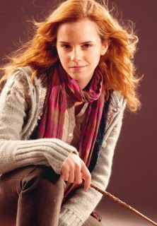 I want to live like Hermione.  Here's why...