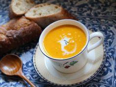 材料3ツ!簡単5分で濃厚かぼちゃスープの画像