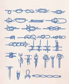 Love learning new knots. #dockgirl #boatinginstructor #ozarks