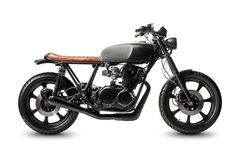 Dutch Treat: Jules Brans' Yamaha XS750