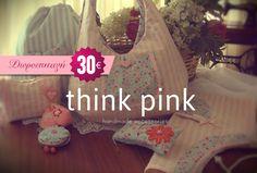 Δώρο μία δωροεπιταγή αξίας 30 ευρώ από την «Think Pink Handmade Accessories» - https://www.saveandwin.gr/diagonismoi-sw/doro-mia-doroepitagi-aksias-30-evro-apo-tin-think-pink-handmade/