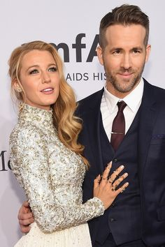 Blake Lively and Ryan Reynolds Are Expecting Their Second Child!