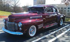 Classic Cadillac - LindsayCadillac.com #LoveItAtLindsay #Cadillac #Alexandria