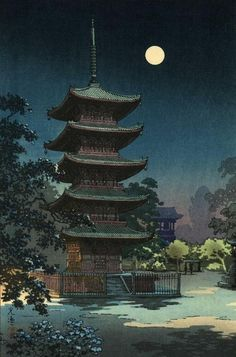 Tsuchiya_Koitsu \\ Asakusa_Kinryuzan