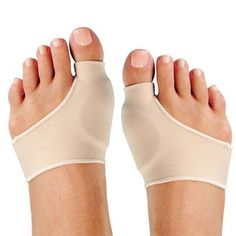 Nude Color Two Size Foot Health Care Bunion Pads Spandex Gel Cushions Comfort and bunion relief is under your sleeve when you slip on the Bunion Sleeve with Gel! Bunion p. Bunion Pads, Gel Cushion, Coconut Health Benefits, Big Toe, Improve Circulation, Nude Color, Mode Style, Arthritis, Health Care
