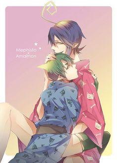 Mephisto Pheles x Amaimon