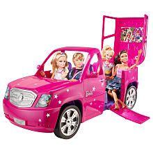 "Barbie Fashionista Ultimate Limo -  Mattel - Toys""R""Us"