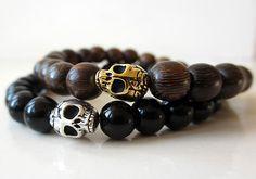 Nice Skull Bracelets #bracelet #skull #kysa