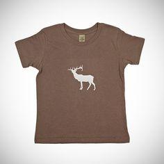 Kids' Ace Hotel Portland Elk Shirt // shop.acehotel.com