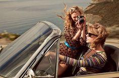 Taylor Swift i Karlie Kloss na okładce Vogue
