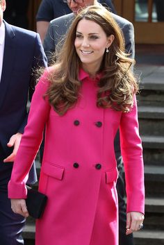 WHO: Kate Middleton WHERE: On the street, London WHEN: March 27, 2015