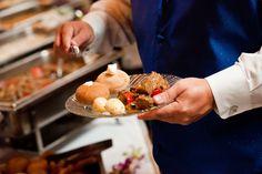 Bauerhaus Catering #evansville, in #disposable-ware #$7.99aperson #weddingreception