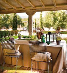 Más solera para una casa en la sierra · ElMueble.com · Casas