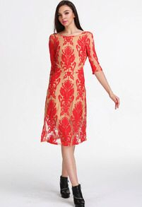 Simple yet elegant dress