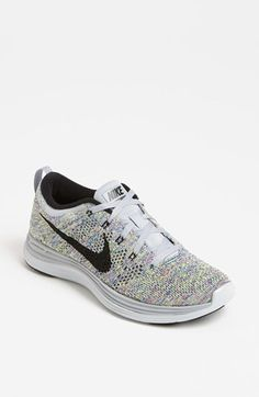 Nike  Flyknit Lunar1+  Running Shoe (Women) available at  Nordstrom Cute 01df21cfb