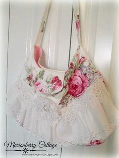 Ruffles, lace, and many roses!