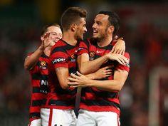 Result: Western Sydney Wanderers win nine-goal thriller